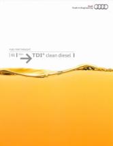 2014 Audi TDI Clean Diesel Models US brochure catalog A6 A7 A8 L Q5 Q7 14 - $10.00