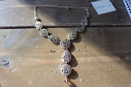 NWT Marvella Studio Necklace Missing two little stones - $9.90