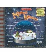 Magical Holidays Volume III [Audio CD] Celine Dion; Jessica Simpson; Ros... - $1.00