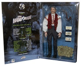 Universal Monsters The Wolf Man Bela the Gypsy 12in Collectors Figure - $49.99