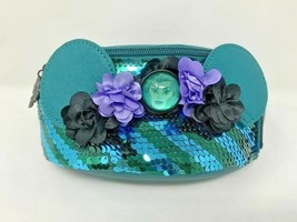 Disney Minnie Main Attraction Haunted Mansion Loungefly Hip Pack Fanny P... - $59.39