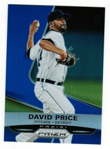 David Price 2015 Panini Prizm #54 Blue Prizm /75 Baseball Card  - $3.00