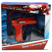 The Amazing SpiderMan 2 Sonar Listening Kit - $35.16