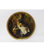 """Knowles """"Dreaming in the Attic"""" Collectible Plate- Rockwell's Rediscover... - $16.14"""