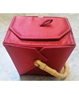 Tozai Carry Take Out Purse Decorative Accessory Chinese Red Crimson fun ... - $24.74