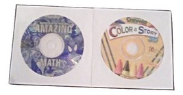 Lot 9 (12) cd rom Software Games  Learning Low ... - $6.99