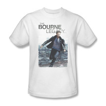 The Bourne Legacy Action Thriller CIA Aaron Cross Graphic T'shirt  UNI709 image 2