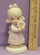 ENESCO I'M A PRECIOUS MOMENTS FAN FIGURE NEW IN BOX - $13.85