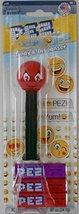 Emoji Devilish Pez Dispenser on Blister Card with 3 Rolls Candy Refills - $6.17