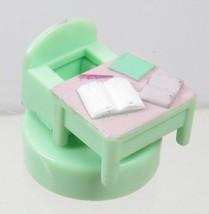 1992 Vintage Polly Pocket Stampin' School - Replacement Stamper Study Desk - $5.00