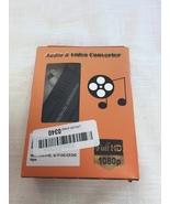 HDMI to S Video Converter, HDMI to AV Composite Audio Video Converter (KF) - $6.65