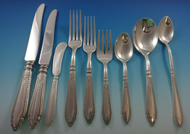 Oxford by Reed & Barton Sterling Silver Flatware Set For 8 Service 87 Pcs Scarce - $5,500.00
