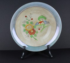 Floral Village House Made in Japan Decorative Accent Piece Bowl - $18.81