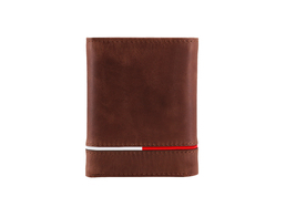 Tommy Hilfiger Men's Leather RFID Extra Capacity Trifold Wallet 31TL110044 image 14