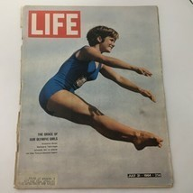 VTG Life Magazine July 31 1964 Olympic Diver Barbara Talmage Cover and F... - £10.30 GBP