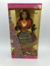 Italian Barbie - Dolls of the World Collection - New in Box, Some Box Da... - $18.80