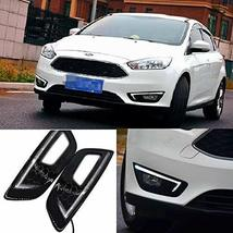 Aup Tech AUP-DRL16M01D09 Car Daytime Running Lights Led Drl For Ford Focus S/SE T - $168.00