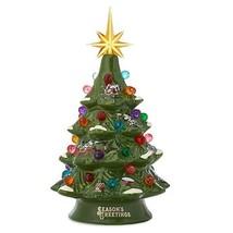 Disney Parks Santa Mickey & Minnie Light Up Holiday Christmas Tree - New - $70.24
