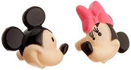 DecoPac Minnie and Mickey Mouse 24-Piece Decorative Cake Cupcake Ring To... - $8.86