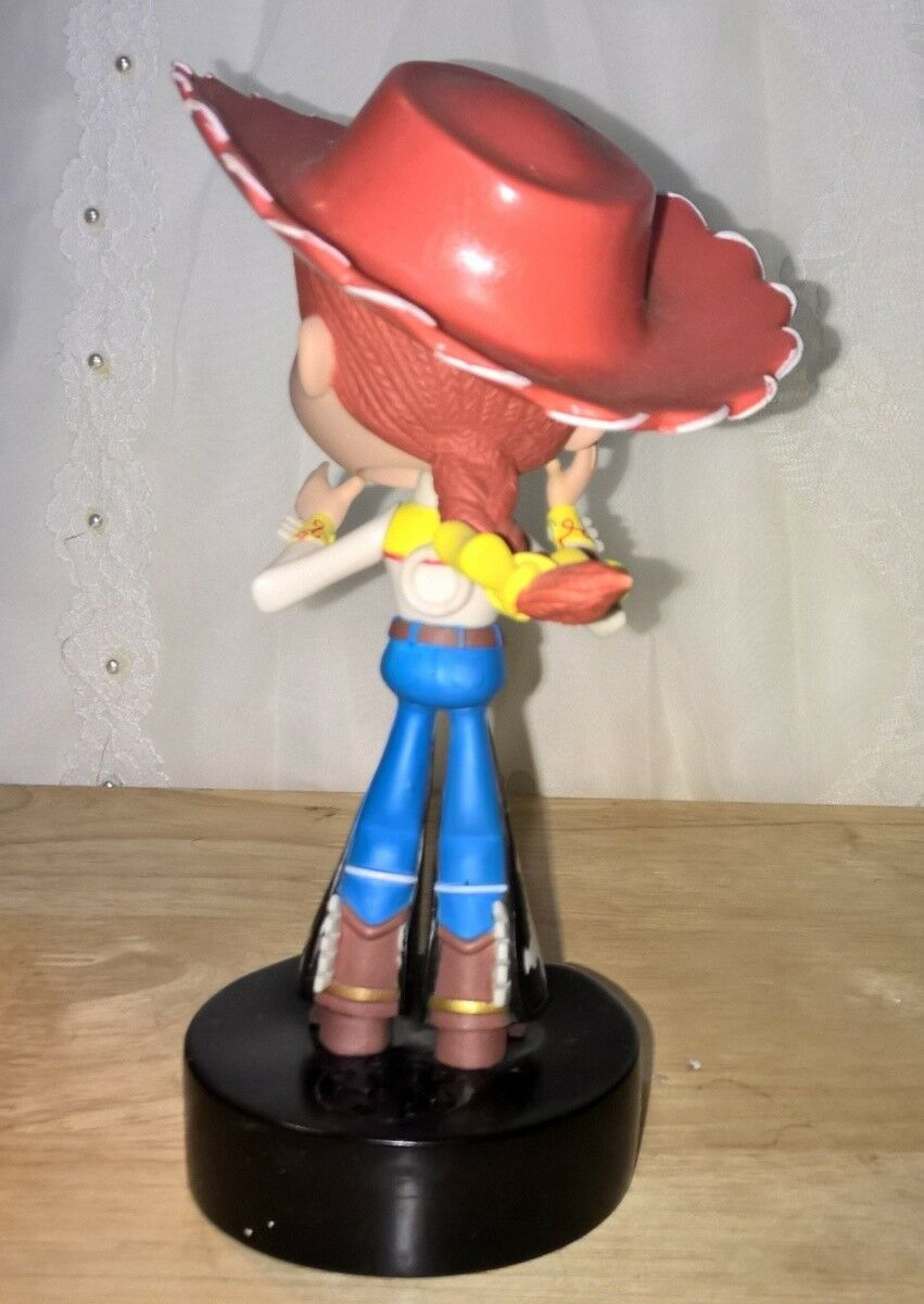 "Toy Story Jesse Vinyl Bobblehead by Funko 7 1/2"" Tall"