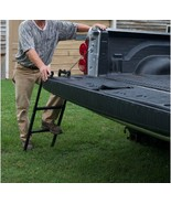Tailgate Ladder Folding Adjustable Steps Pickup Truck Bed Cargo Step Sta... - $64.49