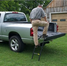 Truck tailgate ladder real up thumb200