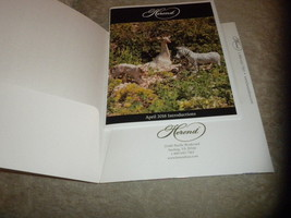Herend 24 pg Porcelain Product Catalog Apr 2016 w Pricing & Butterfly fo... - $9.99