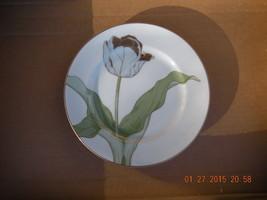 VINTAGE Fitz & Floyd Tulipe D'Or SALAD PLATE - $4.46