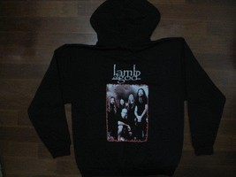 LAMB OF GOD / Logo-Group - Two Sided Print  / Unisex- Hoodie  - $29.99+