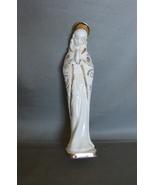 """Vintage Lefton Virgin Mary Figurine 7 1/8 """" Tall - $14.99"""