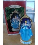 1997 Disney/Hallmark Cinderella Enchanted Memories Collection Ornament - $28.00