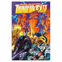 Thunderbolts: Justice Like Lightning TPB Kurt Busiek and Darick Robertson - $6.44