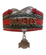 Ohio State Buckeyes Fan Shop Infinity Bracelet Jewelry - $12.99