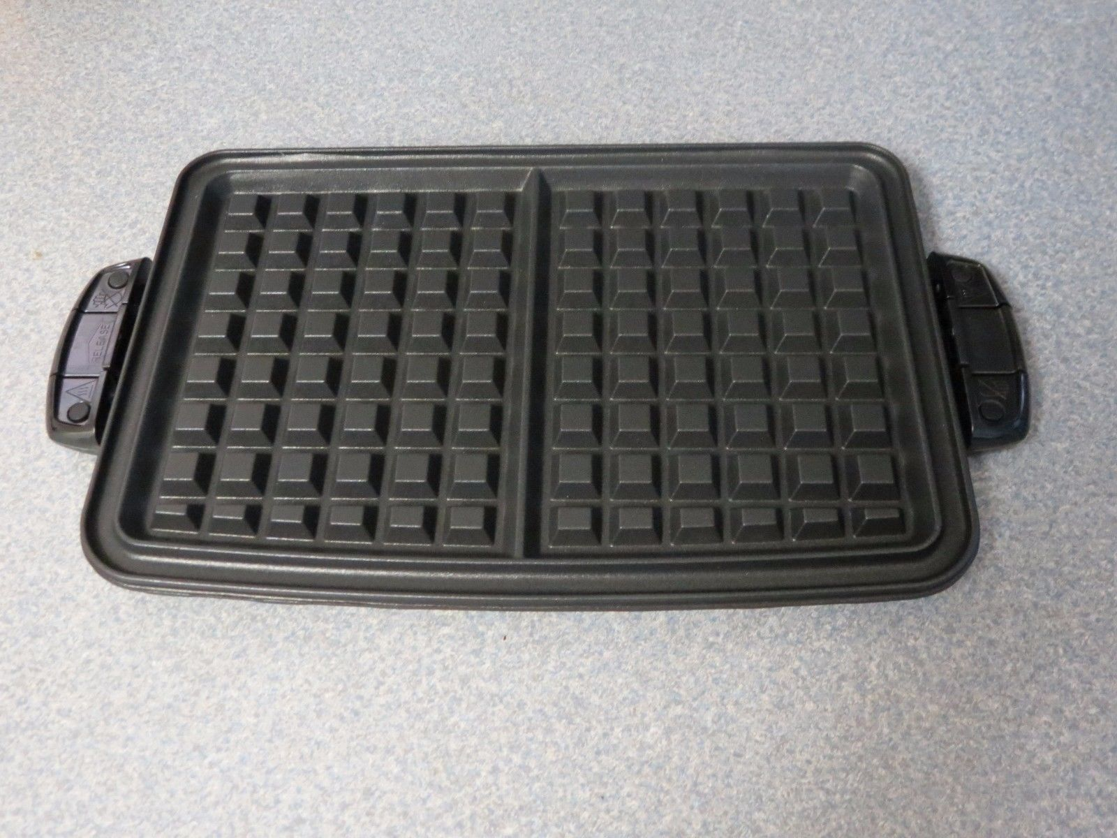 George foreman grp4842mb replacement grill waffle upper - George foreman replacement grill plates ...
