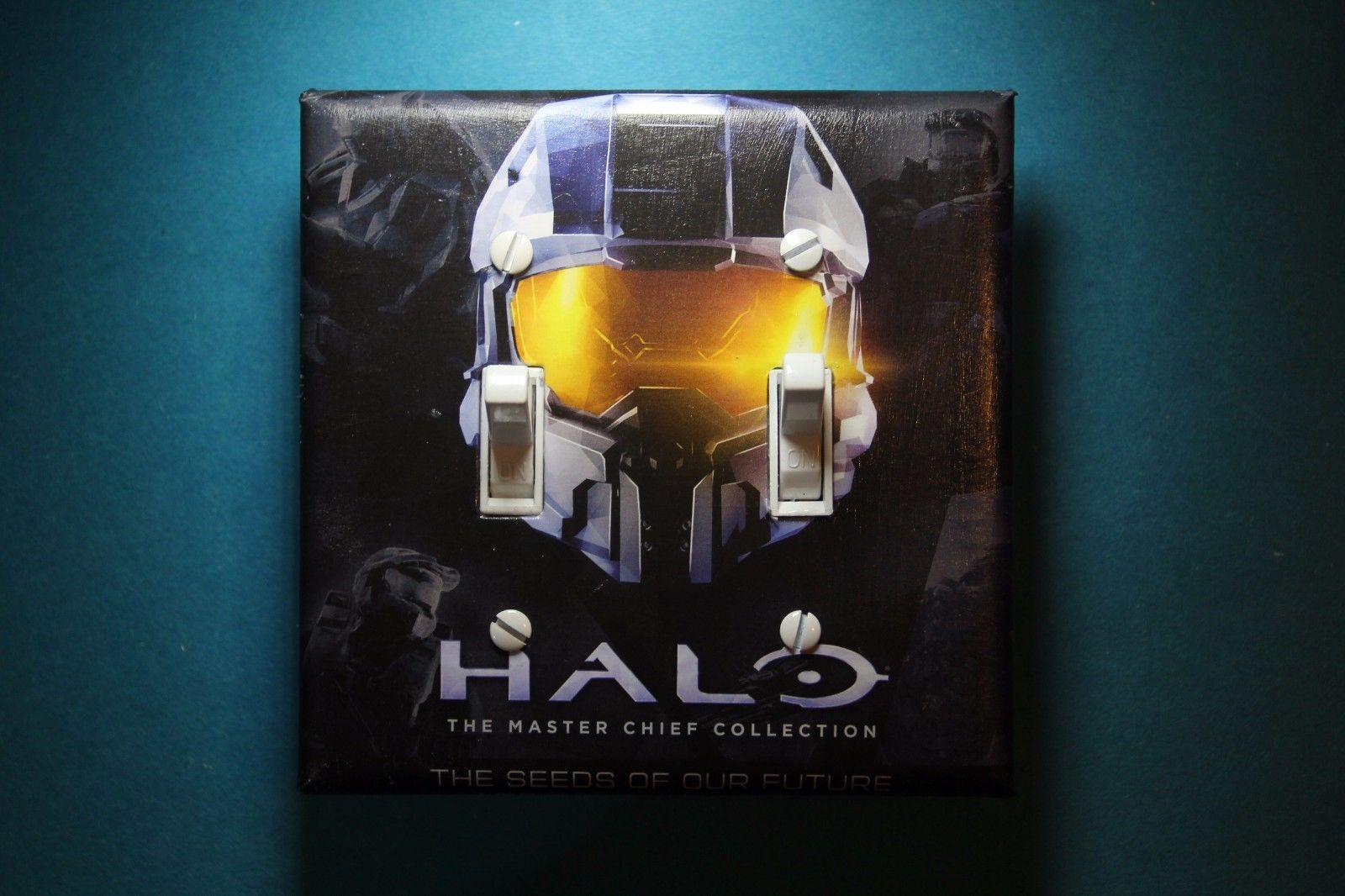Halo Game Room Decor