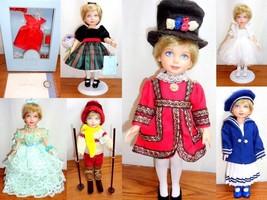 "Franklin Mint Princess Diana 10"" Little Lady Do... - $365.00"