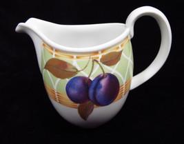 Royal Worcester Evesham Orchard 4 Inch Creamer Milk Jug - $24.99