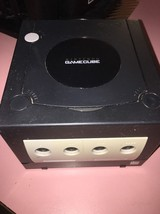 Nintendo Gamecube Game Cube Replacement Console Black - $44.55