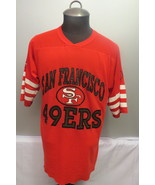 San Francisco 49ers 3/4 Sleeve Shirt (VTG) - By Raven's Knit (Canada) - ... - $49.00