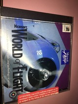 Microsoft World of Flight  (PC, 1995) CD-ROM Computer Interactive Media - $11.88