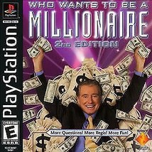 Who Wants to Be a Millionaire: 2nd Edition Sony... - $3.91