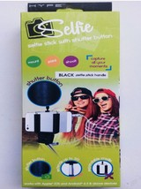 Extendable Handheld Selfie Stick Shutter Button 3ft. Monopod For Apple &... - €7,01 EUR