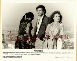 Pierce Brosnan Anna Marie Montecelli Nomads Photo H485 - $9.99
