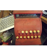 Tom Thumb Toy Cash Register-Vintage  - $100.00