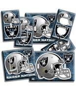 OAKLAND RAIDERS NATION FOOTBALL TEAM LIGHT SWIT... - $7.99 - $16.79