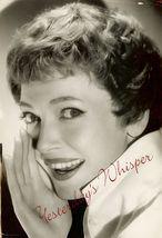 Jeannie CARSON Oversize DW Closeup ORG PHOTO H245 - $19.99
