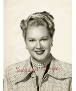 Adele JERGENS Ford TELEVISION Theatre ORG PHOTO i970 - $14.99