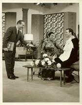 RARE THOMAS A. DOOLEY THIS IS YOUR LIFE c.1959 ORIGINAL TV PHOTO - $14.99