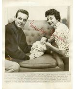 Guy MADISON Sheila BABY ORG Press PHOTO J133 - $9.99