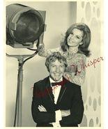 Abbe LANE Noel HARRISON Spotlight ORG CBS TV PHOTO G647 - $14.99